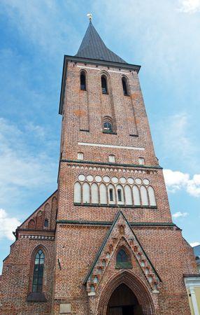 st john: St. John Church in Tartu, Estonia