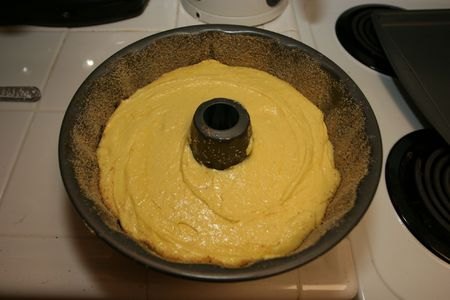 Bundt cake Stock fotó - 2786277