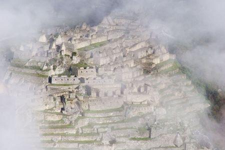 Machu Picchu Stock Photo - 2822502