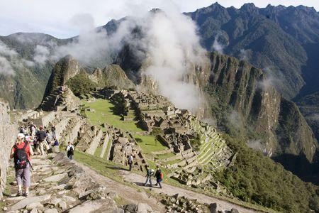 Machu Picchu Stock Photo - 2822506