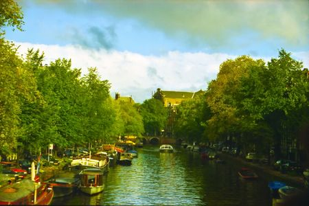 Amsterdam is the capital and the largest city of The Netherlands. Its name is derived from