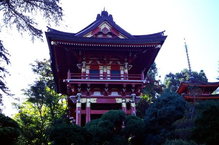 immensely: The Japanese Tea Garden in San Francisco, California, was an immensely popular feature of Golden Gate Park originally built as part of a sprawling Worlds Fair, the California Midwinter International Exposition of 1894. For more than 20 years San Francisc