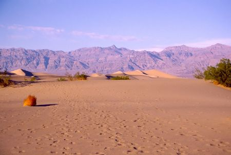 hottest: Death Valley is the lowest, driest and hottest valley in the United states. It is the location of the lowest elevation in Western hemisphere