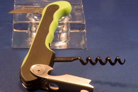 A corkscrew  photo