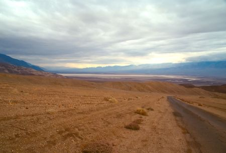 Death Valley is the lowest, driest and hottest valley in the United states. It is the location of the lowest elevation in North America photo