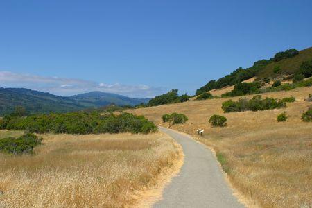 Rancho San Antonio is a public recreational area in Santa Clara County, in Mountain View, California. photo