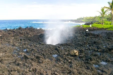 phenomena: The island of Maui is the second-largest of the Hawaiian Islands