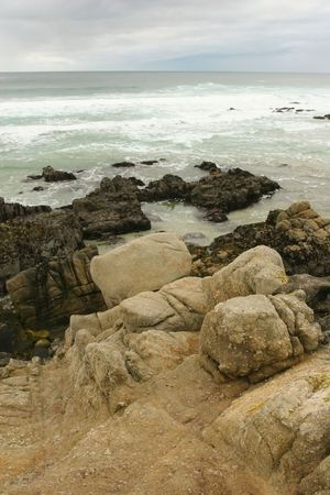 viewpoint: Scenic road through Pacific Grove and Pebble Beach, California