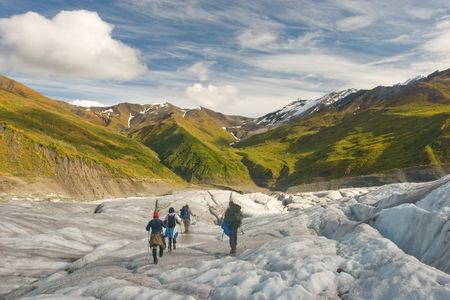 national scenic trail: Established in 1980 by the Alaska National Interest Lands Conservation Act, Wrangell-St. Elias National Park and Preserve is a United States National Park in southern Alaska.