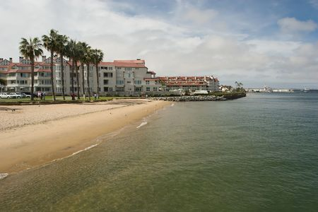 Coronado is a city in San Diego County, California, United States Banco de Imagens