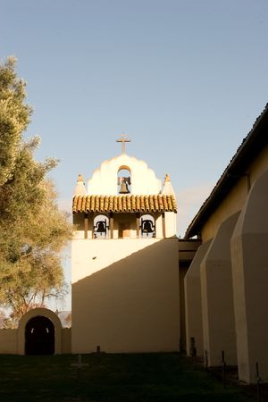 as: Mission  Inés (sometimes spelled  Ynes) was founded on September 17, 1804 by Father Estévan Tapís, who had succeeded Father Fermín Lasuén as President of the California mission chain. The Mission site was chosen as a midway point between Mission