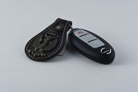 Advanced key or keyless entry is the electronic access and authorization system which is available as an option in several cars.