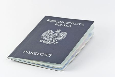 Polish passports are issued to Polish citizens to travel outside of Poland. Фото со стока