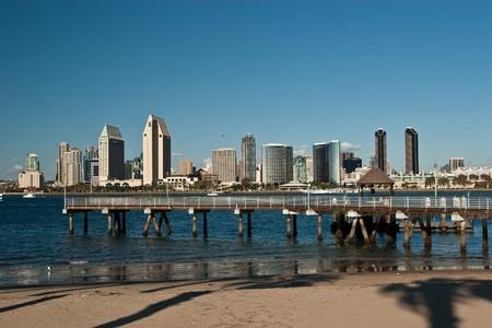 """censo: Coronado es una ciudad en el condado de San Diego, California, Estados Unidos. La poblaci�n era de 24.100 en el censo de 2000. Coronado es el espa�ol para 'la corona """", y por lo que es apodada la ciudad de la Corona. Foto de archivo"""
