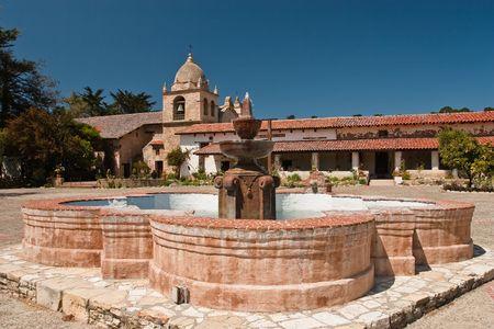 carlos: Mission San Carlos Borromeo de Carmelo, also known as the Carmel Mission