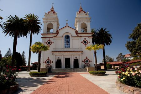 parish: The Five Wounds Portuguese National Church is the heart and soul of the Portuguese Community in Santa Clara Valley. The Five Wounds Parish was dedicated by Father Henrique Ribeiro on November 8, 1914.