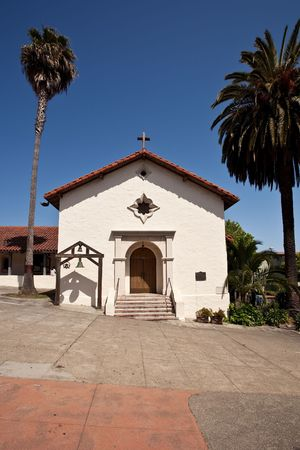 Mission San Rafael Arc�ngel was founded on December 14, 1817 as a medical asistencia (sub-mission) of the Mission San Francisco de As�s photo