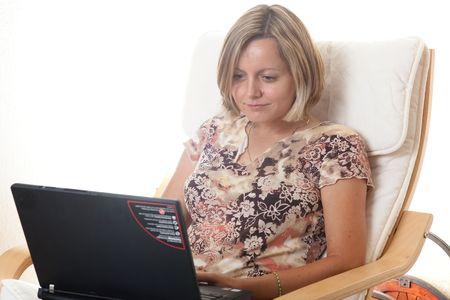 telework: Telecommuting, e-commuting, e-work, telework, working from home (WFH), or working at home (WAH) is a work arrangement in which employees enjoy flexibility in working location and hours.