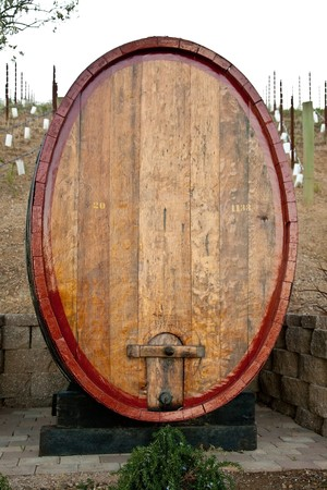 The use of oak in wine plays a significant role in winemaking and can have a profound effect on the resulting wine, affecting the color, flavor, tannin profile and texture of the wine. photo