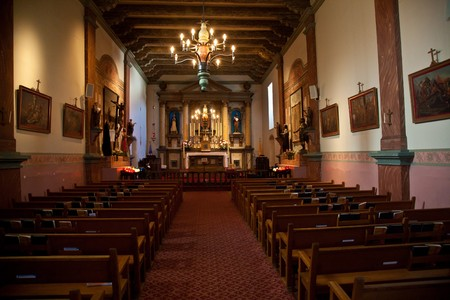theologian: Mission San Buenaventura was named for a Franciscan theologian, Saint Bonaventure, it was the last of the missions founded by Father Serra.
