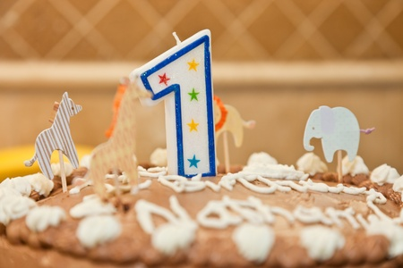 The birthday cake has been an integral part of the birthday  celebrations in Western cultures since the middle of the 19th century. photo