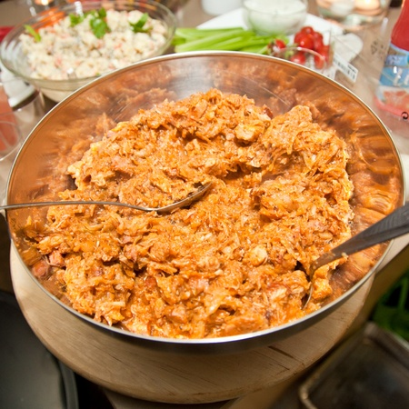 sausage pot: Bigos is a traditional stew typical of Polish and Lithuanian cuisines that many consider to be the Polish national dish.