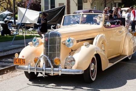 SAN JOSE, CA, USA - APRIL 9: Bombs United Car Show & Picnic April 9, 2001 in San Jose, CA, USA