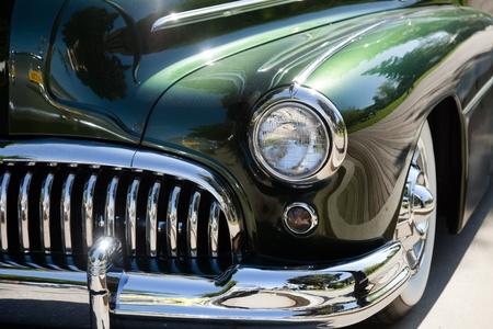 SAN JOSE, CA, Verenigde Staten - 9 APRIL: Bommen Verenigd auto Toon & picknick April 9, 2001 in San Jose, CA, Verenigde Staten