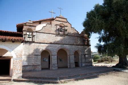 Mission San Antonio de Padua was founded on July 14, 1771, the third mission founded in Alta California