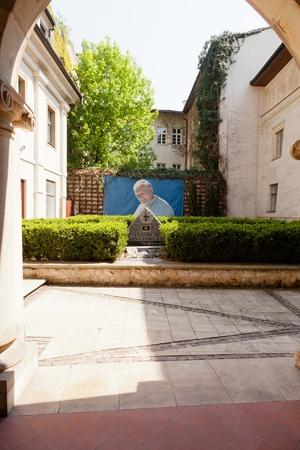 beatification: The beatification of Pope John Paul II celebrated in Krakow, Poland