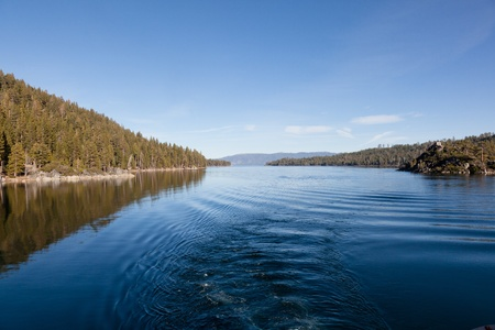 Emerald Bay is one of the most beautiful wilderness areas on, or around, Lake Tahoe. photo