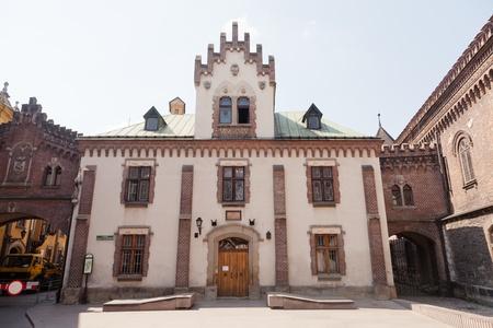 Historic central in Poland Stock Photo - 13537703