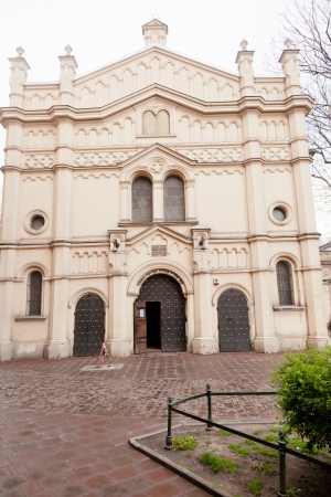 Tempel Synagogue is a Reform Jewish synagogue in Kraków, Poland, in the Kazimierz district.
