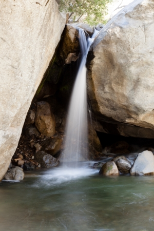 buckeye: Waterfall near Buckeye Flat in Sequoia National Park