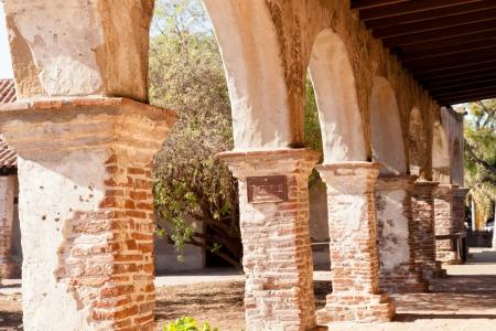 Mission San Juan Capistrano was a Spanish mission located in present-day San Juan Capistrano. photo