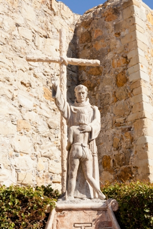 Mission San Juan Capistrano was a Spanish mission in Southern California