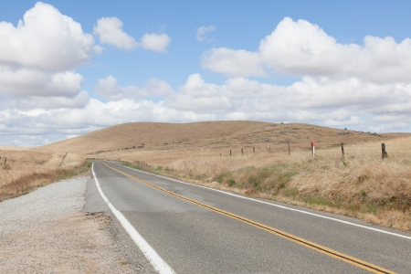Sierra foothills around Mariposa in Central Valley, California Stock Photo - 15033691