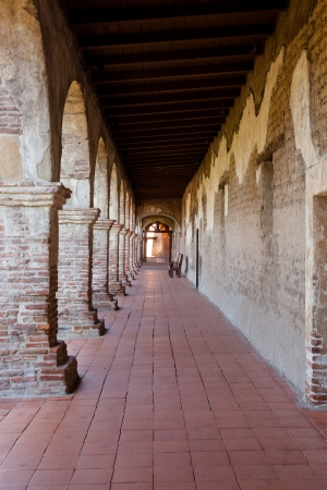 Mission San Juan Capistrano was a Spanish mission in Southern California, located in present-day San Juan Capistrano. It was founded on All Saints Day November 1, 1776, by Spanish Catholics of the Franciscan Order. photo
