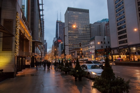 Chicago Loop is one of 77 officially designated community areas located in the City of Chicago, Illinois, United States. It is the historic commercial center of Downtown Chicago.