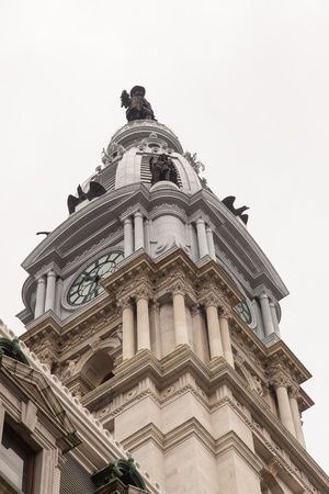 william penn: Philadelphia City Hall is the house of government for the city of Philadelphia, Pennsylvania. Editorial
