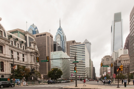 william penn: Old City is a neighborhood in Center City, Philadelphia, Pennsylvania, United States, in the area near the Delaware River where William Penn and the Quakers first settled. Editorial