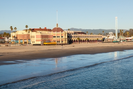 Santa Cruz Beach Boardwalk is an oceanfront amusement park in Santa Cruz, California.