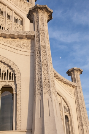 the house of worship: Bahai� Temple in Wilmette, Illinois, is the oldest surviving Bahai� House of Worship in the world.