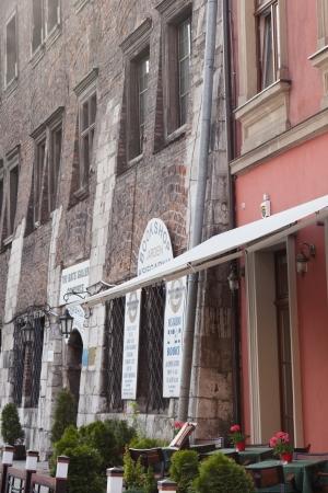 Street of Kazimierz  Editorial