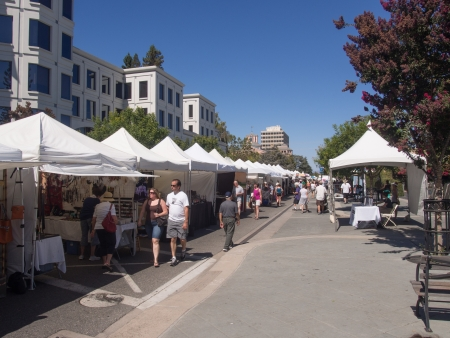 the throughout: 42nd Annual Mountain View Art & Wine Festival is a vibrant multicultural celebration featuring professional artists and craftmakers showing exceptional handcrafted wares, stellar live music on stage and street throughout downtown.