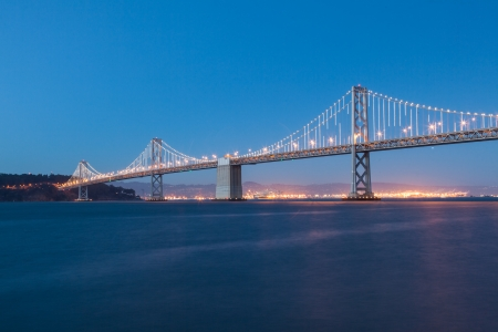 sf: San Francisco–Oakland Bay Bridge is part of Interstate 80 and the direct road route between San Francisco and Oakland.