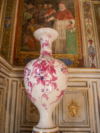 the throughout: Vatican Museums are the museums of the Vatican City and are located within the citys boundaries. They display works from the immense collection built up by the Roman Catholic Church throughout the centuries including some of the most renowned classical s