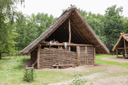 biskupin archaeological site: Archaeological open air museum Biskupin is an archaeological site and a life-size model of an Iron Age fortified settlement in north-central (Wielkopolska) Poland (Kuyavian-Pomeranian Voivodeship). Editorial