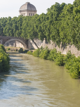 Pons Fabricius is the oldest Roman bridge in Rome, Italy, still existing in its original state.