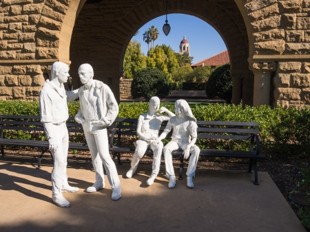 liberation: George Segals Gay Liberation on the campus of Stanford University. Editorial